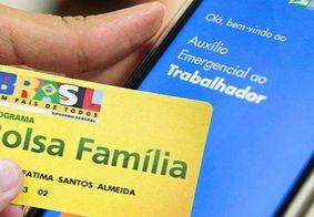 Beneficiários do Bolsa Família recebem parcela do auxílio emergencial extensão nesta sexta (20)