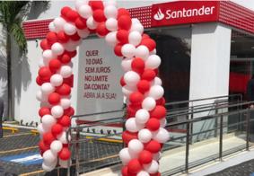Santander abre agência em Mamanguape