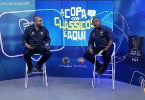 Esquenta Nordestão: acompanhe o bate-papo antes do jogo Bahia e CRB pelas quartas de final