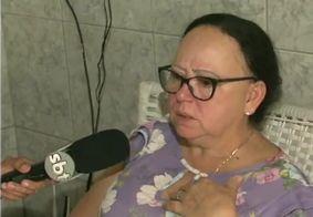 Viúva de comerciante morto em Bayeux falou com TV Tambaú