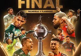 A final da Libertadores será dia 27 de novembro, no Uruguay