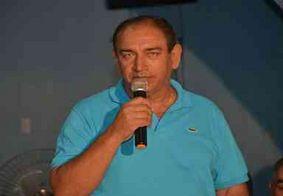 Prefeito de Ingá, Manoel da Lenha, morre vítima da Covid-19