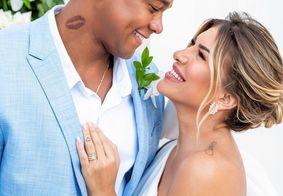 Léo Santana e Lore Improta se casam em Salvador