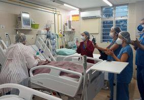 Intubada há 20 dias, jovem acorda um dia antes do aniversário com festa na PB