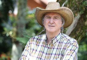 Sérgio Reis foi criticado após o vazamento de um áudio em que o artista defendia a paralisação dos caminhoneiros