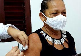 Conde vacina maiores de 35 anos contra a Covid-19 nesta segunda (28)