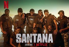 'Santana' é o primeiro filme Angolano a chegar na Netflix
