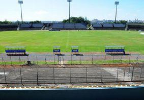 Clássico foi remarcado para o estádio Serejão