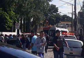 'Ouvimos cerca de 15 tiros e muita gritaria', diz comerciante de Suzano sobre atentado a escola
