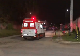 Vítima de arrastão é baleada após perseguir assaltantes em bairro de João Pessoa