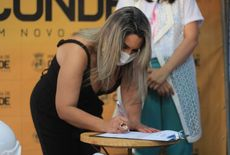 Ação que cassou Karla Pimentel da Prefeitura de Conde foi movida por chefe de Gabinete