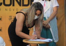 Karla Pimentel foi cassada pela Justiça Eleitoral.