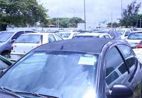 Detran-PB realiza leilão on-line com quase 400 veículos