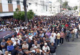 Representantes policiais rejeitam proposta do governo e declaram paralisação de atividades