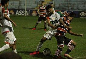 Copa do Nordeste: Confiança e Salgueiro empatam sem gols em Sergipe