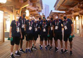 270 atletas brasileiros já estão no Japão para as Olimpíadas