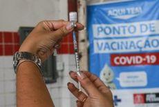 João Pessoa vacina maiores de 12 anos sem comorbidades nesta quinta (21)