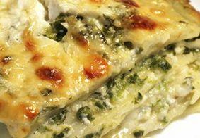 Aprenda a fazer uma lasanha vegetariana
