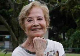 Glória Menezes deve receber alta nesta segunda-feira (16)