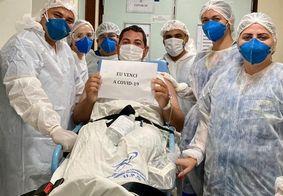 Hospital de Trauma de João Pessoa registra primeira alta da UTI Covid-19