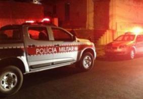 Polícia persegue e prende suspeito de assalto no centro de João Pessoa