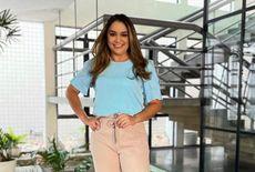 Anne Gomes é a nova apresentadora da TV Tambaú/SBT