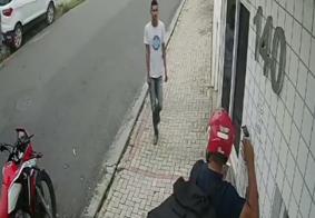 PM recupera moto roubada de entregador em João Pessoa; VÍDEO