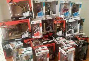 Operação apreende dezenas de brinquedos vendidos de forma irregular em João Pessoa