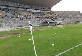 Por problemas no Almeidão, FPF adia jogo da 6ª rodada do Campeonato Paraibano