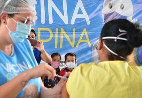 Vacinação Campina Grande