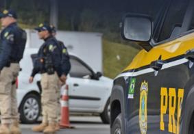 Operação Natal: PRF registra redução em acidentes e mortes na Paraíba