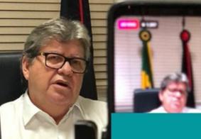 João Azevêdo confirma desenvolvimento de plano para retomada da economia da Paraíba