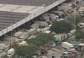 Bolsonaro posta vídeo sobre desabastecimento em Ceasa, mas situação é bem diferente no local