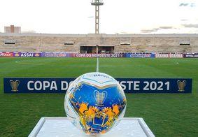 Partida entre Treze e Botafogo-PB pela Copa do Nordeste será em Brasília