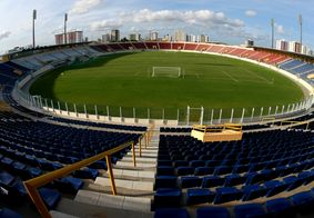 Arena Batistão, em Sergipe