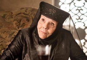 Diana Rigg, a Olenna Tyrell de 'Game of Thrones', morre aos 82 anos