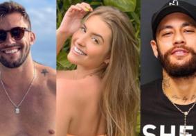 Neymar surge em clima íntimo com ex-namorada de Arthur, do BBB21