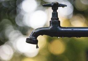 Falta água em cinco bairros de João Pessoa nesta segunda-feira (7)