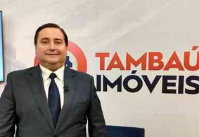 Apresentador Rômulo Soares tira licença da TV Tambaú para concorrer à vaga na CMJP