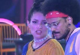 Juliette desabafa e diz estar decepcionada com Gilberto