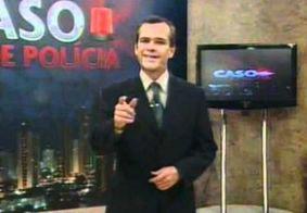Ex- apresentador do 'Caso de Polícia' morre após sofrer infarto, no Paraná