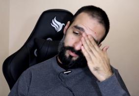 """YouTuber Lucas Torres faz desabafo após perder a mãe para a Covid-19: """"Se cuidem"""""""