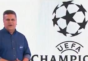 SBT vai transmitir Liga dos Campeões da Europa