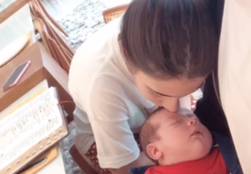 Gabi Brandt anuncia gravidez nas redes sociais