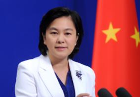 Porta-voz chinesa nega grampo em telefone pessoal de Donald Trump