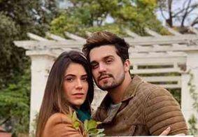 Anúncio da separação coloca os nomes de Luan Santana e Jade Magalhães no topo do Twitter; confira