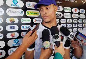 Destaque no Botafogo-PB, Lohan fala sobre possibilidade de atuar no Maracanã