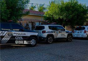Preso trio suspeito de matar ao menos 15 pessoas em Catolé do Rocha, na PB