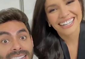 """""""Boca de sacola"""", diz Rodolfo após Juliette admitir 'clima de paquera'"""