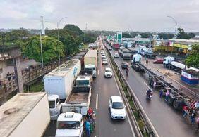 Greve sinalizada: líder dos caminhoneiros na Paraíba diz que oferta de Bolsonaro é 'absurda'